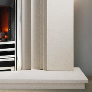 Gallery Cranbourne Jurastone Fireplace Suite   Flames.co.uk